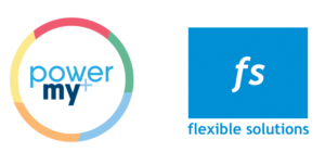 PowerMy by Flexible Solutions Logos